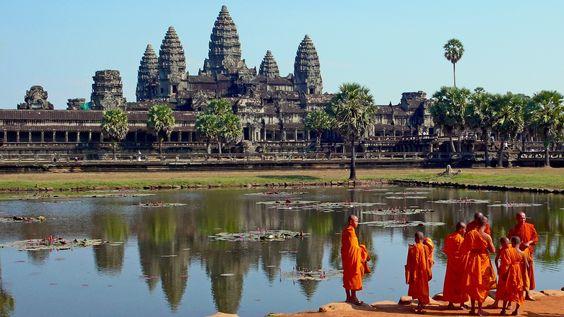 Sito archeologico di Angkor