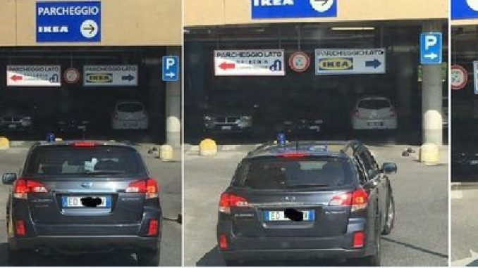auto blu ikea