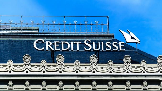 Credit Suisse, nel mirino del Fisco 10mila italiani e 6,7 miliardi evasi