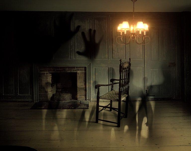 casa infestata dai fantasmi
