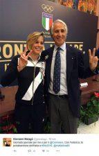 Insieme prima di Rio 2016