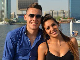 lady Ocampos, curiosità sulla sexy fidanzata del calciatore
