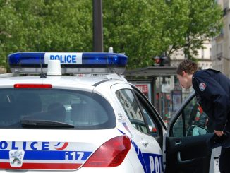 police-paris