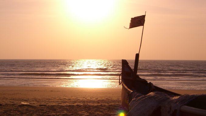 spiagge di goa