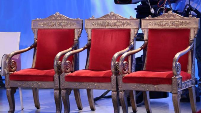 Maria De Filippi porta in tv Michelle Hunziker e Tomaso Trussardi