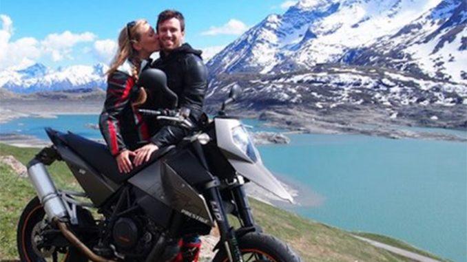 Motociclisti travolti in Val di Susa, il video choc dello schianto