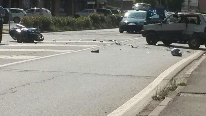 Chiavari, acchiappato pirata della strada: balordo milanese rinchiuso a Marassi
