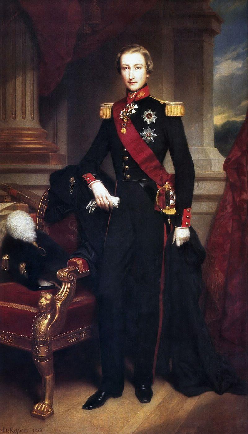 800px-Leopold_of_Belgium,_Duke_of_Brabant;_Nicaise_de_Keyser