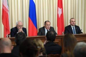 Discussione sulla Siria