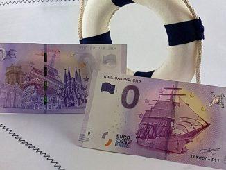 Banconota-souvenir