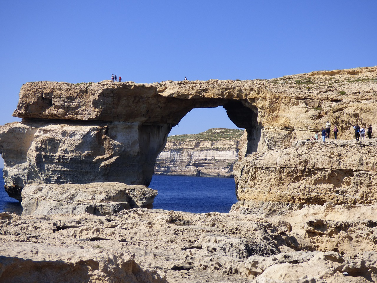 Finestra Azzurra di Gozo