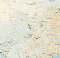 Cina sud-occidentale