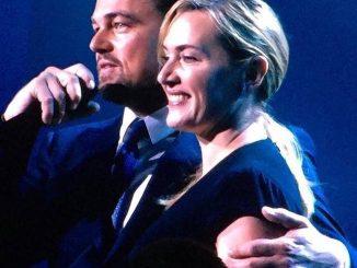 Kate Winslet e Leonardo DiCaprio insieme