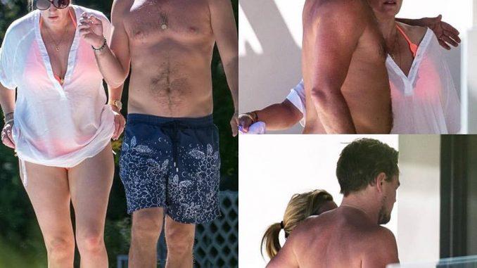 Leonardo DiCaprio e Kate Winslet: è Titanic reunion in Costa Azzurra