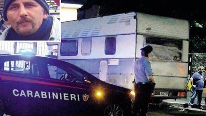 Mario Santilli, lo chef dei vip, trovato morto dentro il suo camper