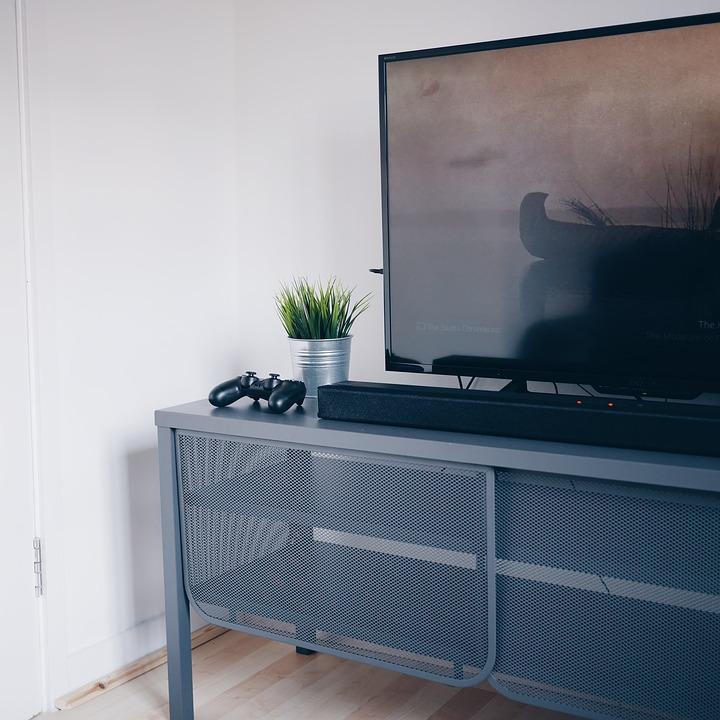 Scaffale porta TV