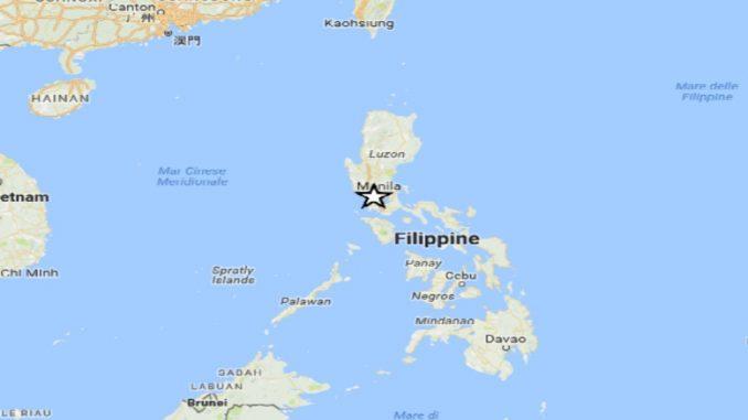 Scossa di terremoto magnitudo 4.3 sulla costa tirrenica cosentina, nessun danno