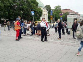 attacco in finlandia