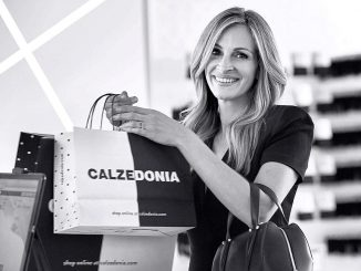 Testimonial di Calzedonia: Julia Roberts