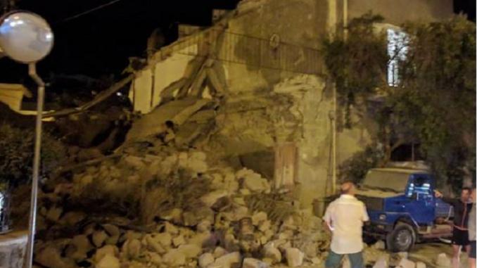 Terremoto a Ischia, Casamicciola distrutta nel 1883 da un violento terremoto