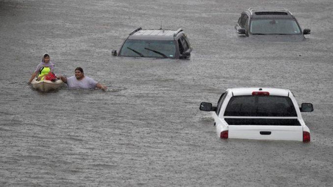 Cararaibi a rischio Irma, ordine di evacuazione nelle Bahamas