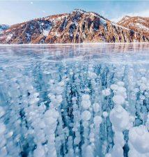lago Baikal le mille bolle blu