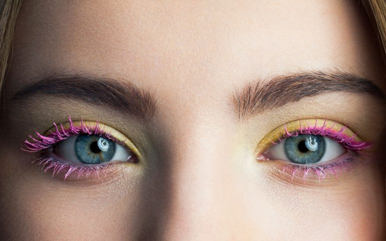 Risultati immagini per mascara colorato
