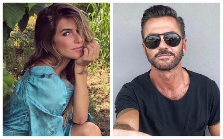 L'ex Miss Italia e l'ex gieffino