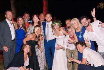 Samanta Piccinetti E Michelangelo Tommaso Si Sono Sposati Le Foto