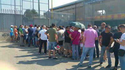 Tessera del tifoso addio, Malagò: