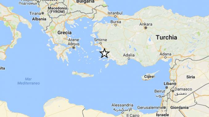 Terremoto, scossa di 3.2 nella notte vicino a Norcia