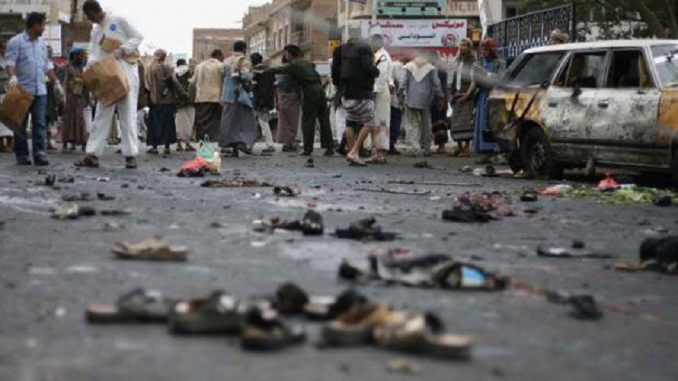Yemen, raid saudita colpisce hotel. Si temono 60 morti
