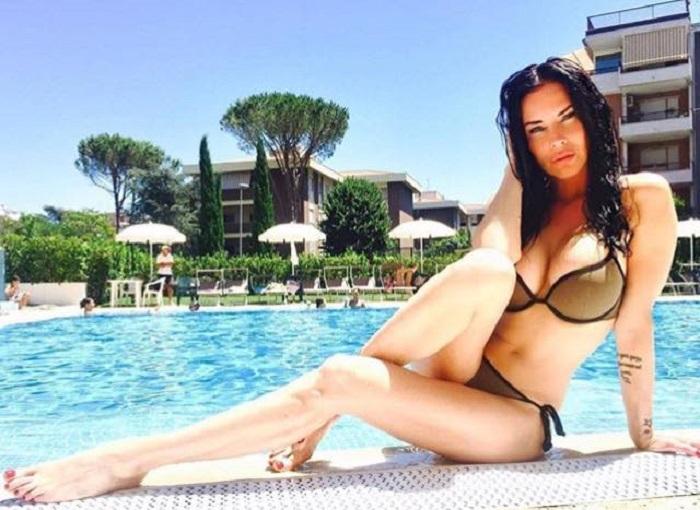 Antonella Mosetti, il nuovo fidanzato è Salvatore Gabriel Valerio