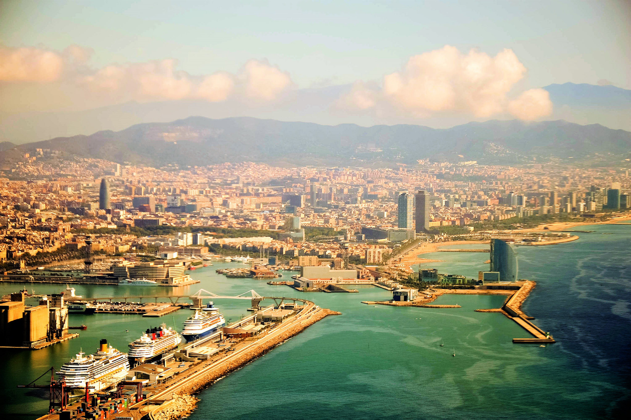 Barcellona low cost 10 cose da fare gratis in citt for Barcellona vacanze low cost