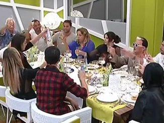 Gf Vip, arrivano i primi screzi: scoppia il primo litigio a cena, Malgioglio sbotta contro Jeremias