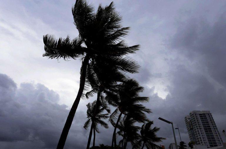 Usa, l'uragano Irma si rinforza: l'occhio del ciclone dallo spazio
