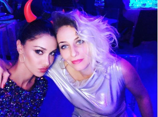 Belen Rodriguez compie 33 anni: festa esclusiva a Milano