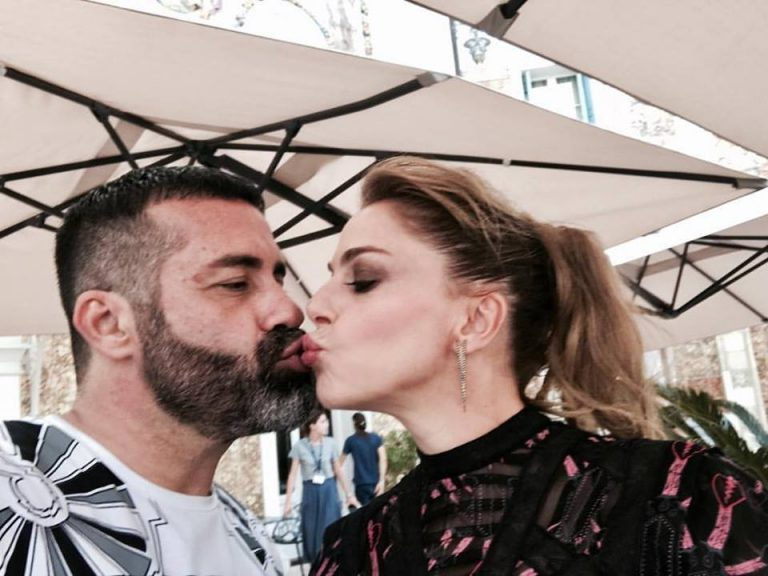 Bacio che ha scatenato il gossip