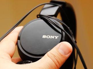 Cuffie Sony