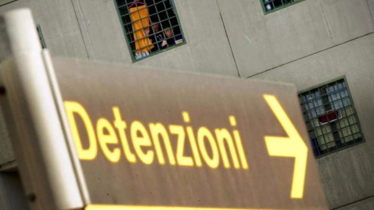 Carceri, Strasburgo: in Italia sovraffomento e maltrattamenti