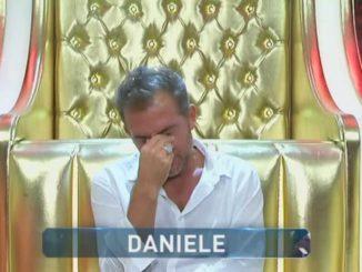 Gf Vip. Daniele Bossari