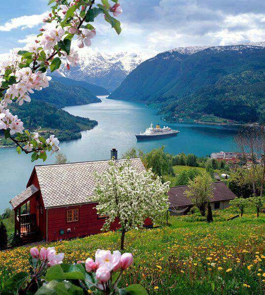 Fiordo, Norvegia