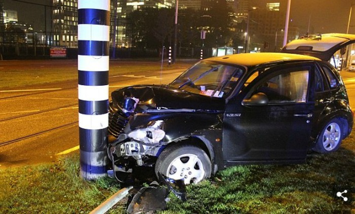 Incidente Aguero, stop due mesi