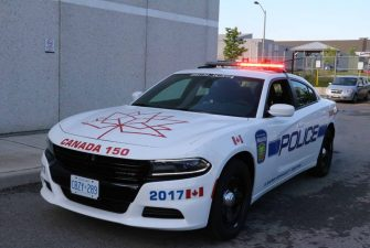 Polizia canadese