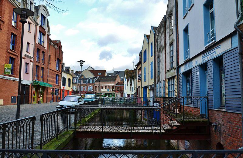 Saint Leu, Amiens