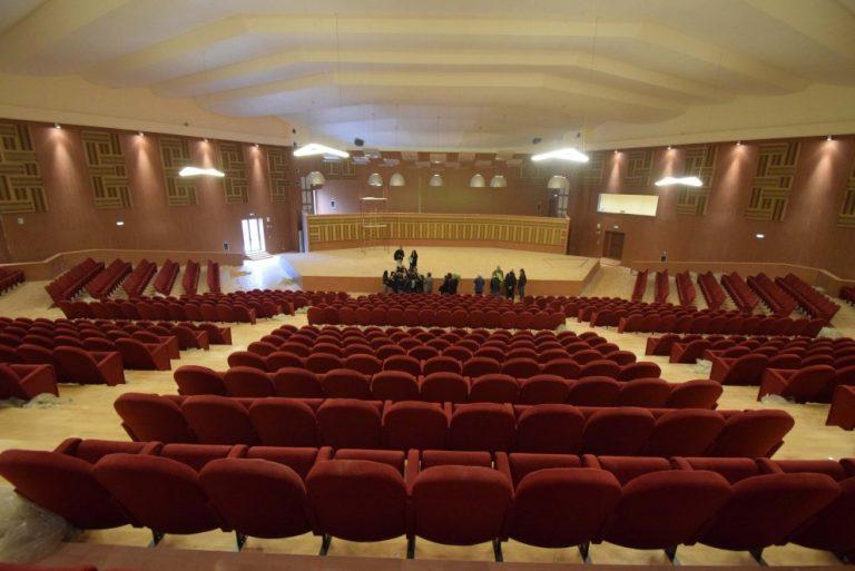 Inaugurazione Auditorium Nino Rota