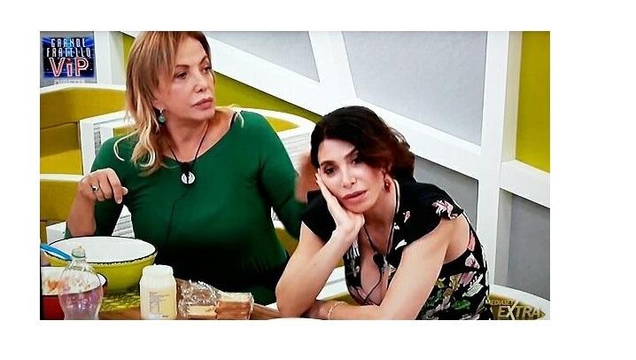 GF Vip: Aida Yespica lancia una frecciatina a Belen Rodriguez