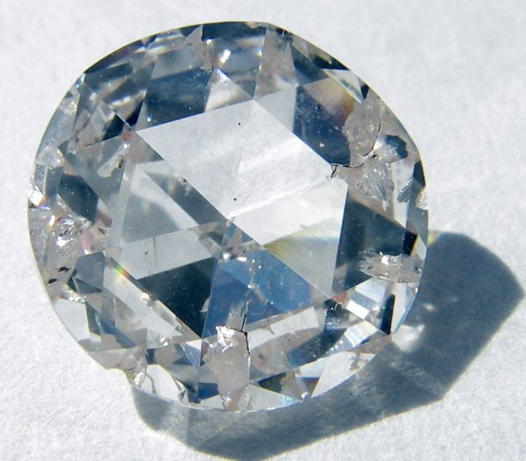 Crater of Diamonds