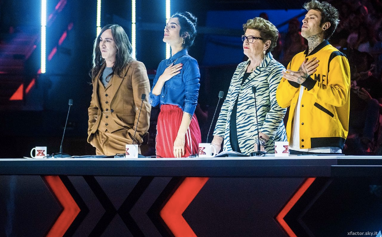 X Factor 2017, standing ovation per la 16enne Francesca Giannizzari