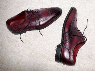 scarpe burberry